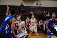 Gallery: Boys Basketball Liberty @ Mercer Island